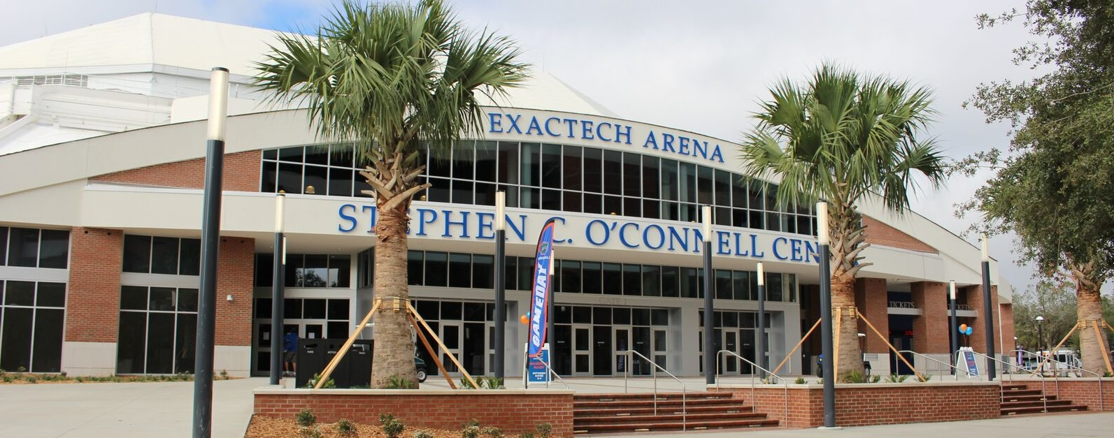 University of Florida, Exactech Arena